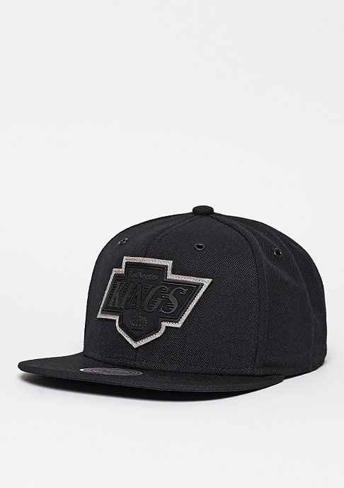 Mitchell & Ness Snapback-Cap Filter NHL Los Angeles Kings black