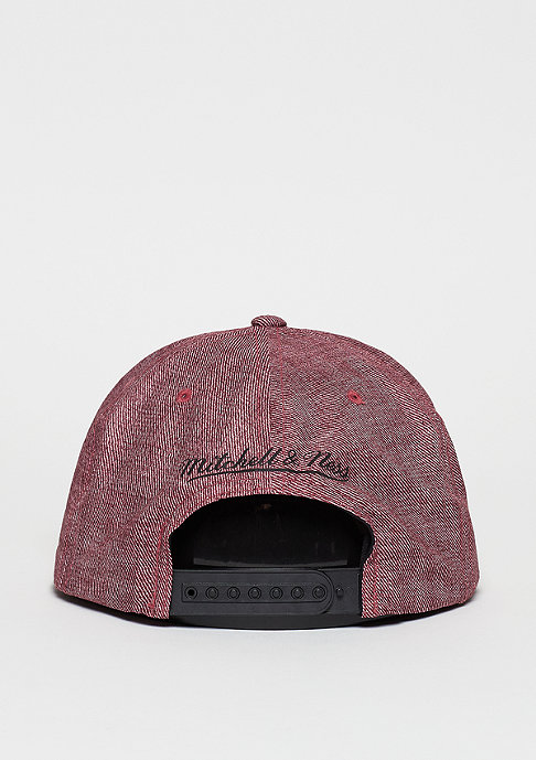 Mitchell & Ness Hydro burgundy