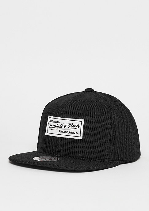 Mitchell & Ness Poly Knit black