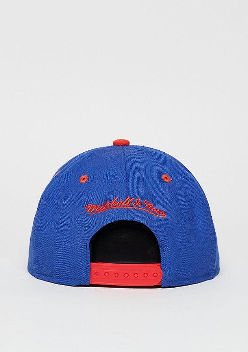 Mitchell & Ness Snapback-Cap Team Arch HWC New York Knicks royal