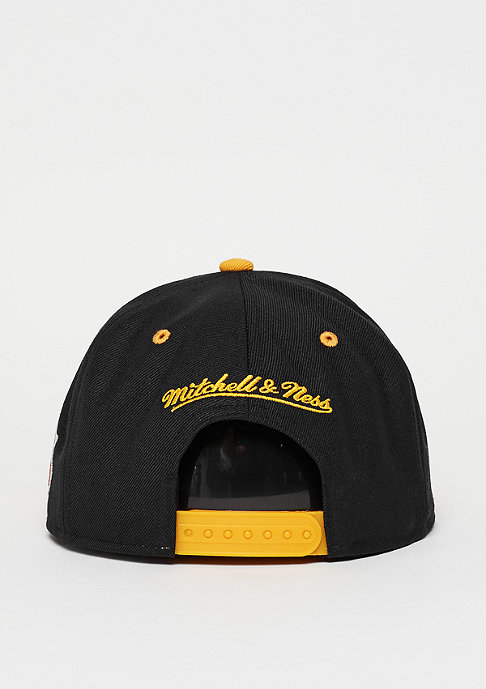 Mitchell & Ness Snapback-Cap Team Arch NHL Boston Bruins black