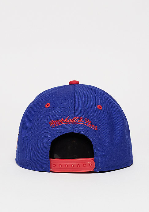 Mitchell & Ness Snapback-Cap Team Arch NHL New York Rangers royal
