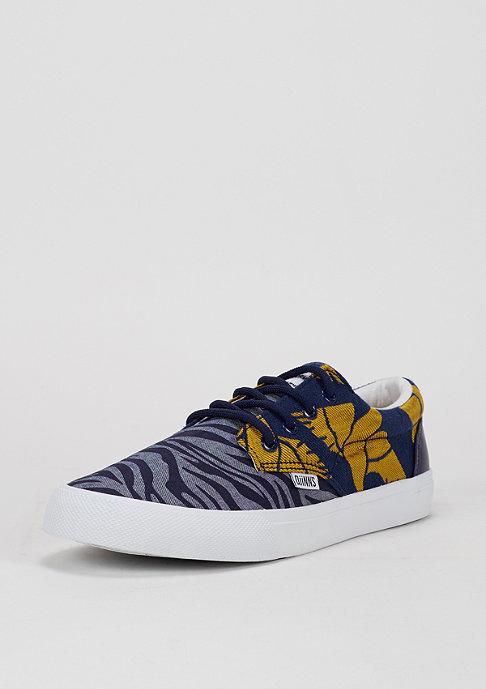 Djinn's Nice Crazy Pattern navy/zebra