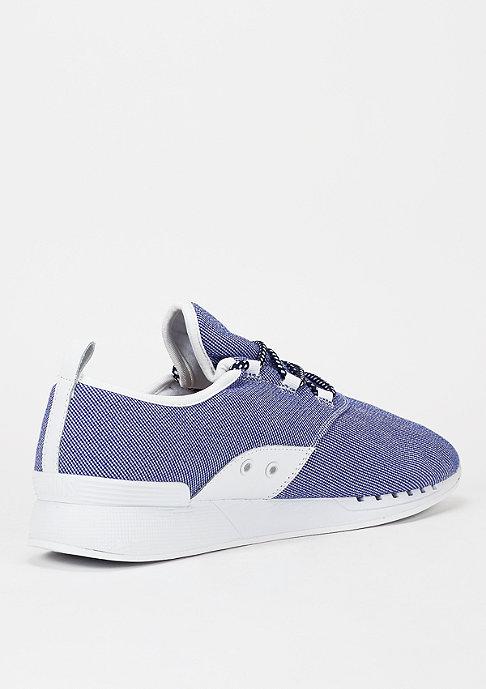 Djinn's Schoen Moc Lau Sucker Piquee blue/white
