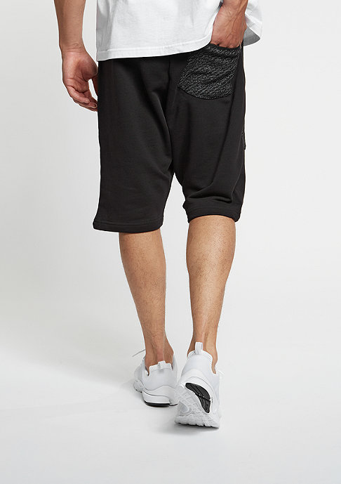 Cayler & Sons C&S BL Sweat Shorts Presidential Low Crotch marauder black