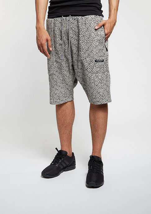 Cayler & Sons C&S BL Sweat Shorts Presidential Low Crotch terrapin/black