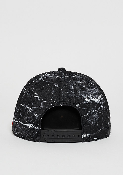 Cayler & Sons C&S WL Cap Chosen One black marble/red