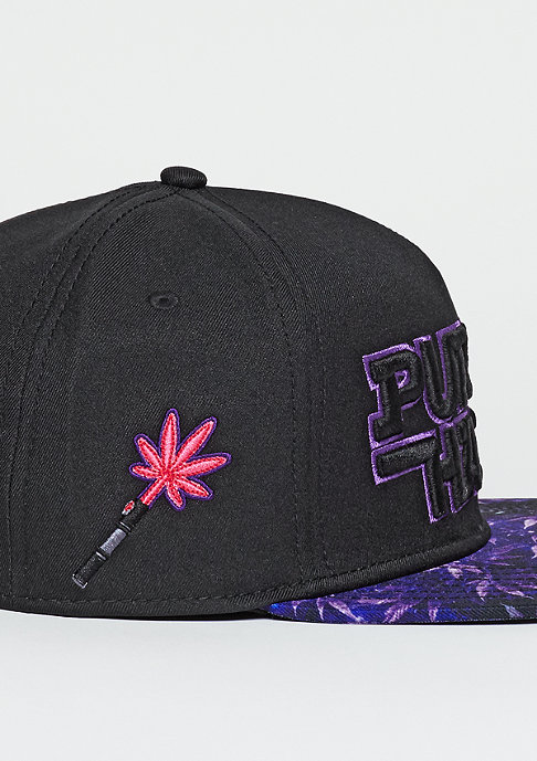 Cayler & Sons C&S GL Cap Dark Haze black/purple