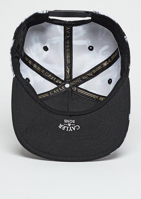 Cayler & Sons C&S GLD Cap Palms black/grey