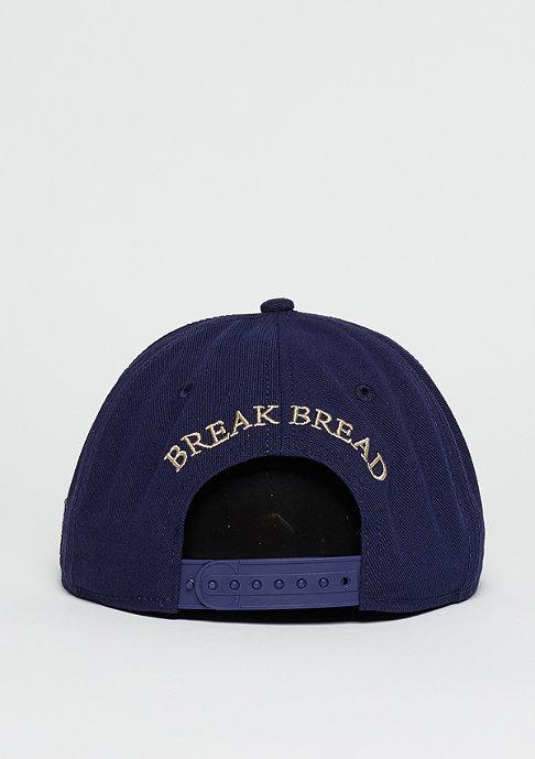 Cayler & Sons C&S WL Cap Break Bread Classic navy/gold