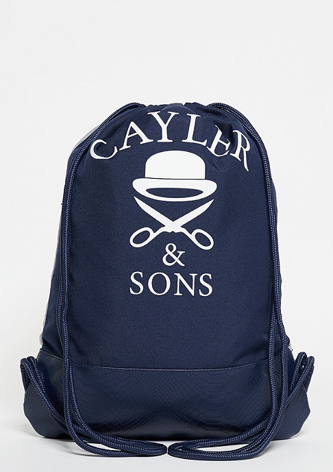 Cayler & Sons C&S WL Get It Gymbag grey/navy/red