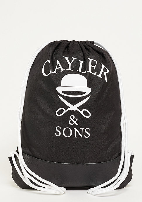 Cayler & Sons C&S WL BK Angels Gymbag black/red/navy/gold
