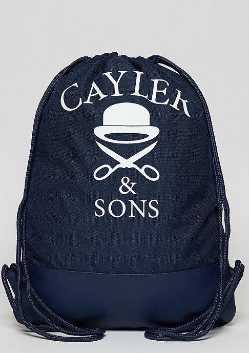 Cayler & Sons C&S WL Grime Gymbag navy/desert flowers/white