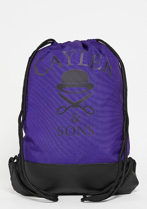 Cayler & Sons Trunebeutel GL Dark Haze black/purple/mc