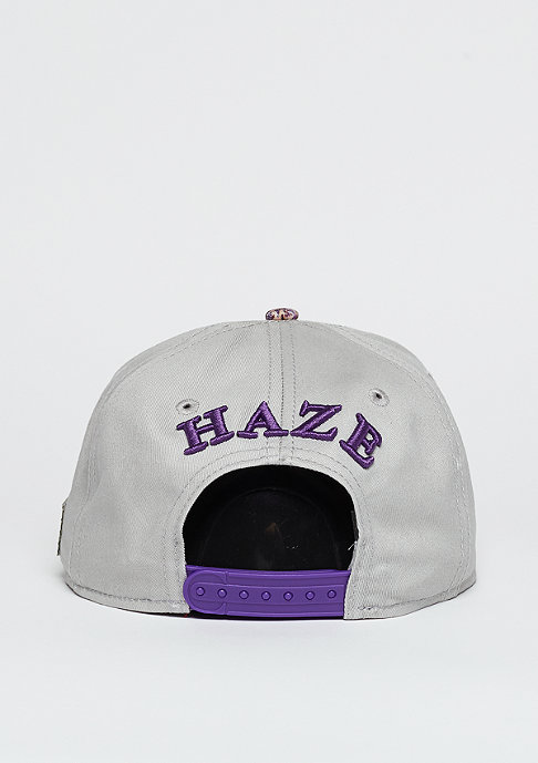Cayler & Sons C&S Cap GL Haze Classic grey/purple haze