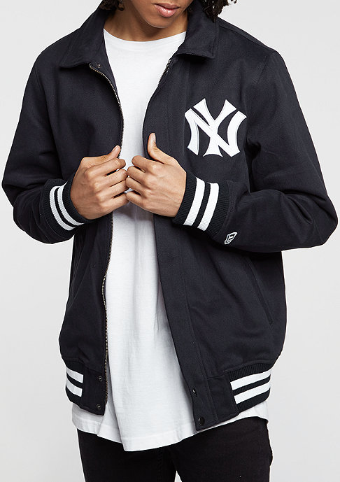 New Era Jacke Blouson MLB New York Yankees navy