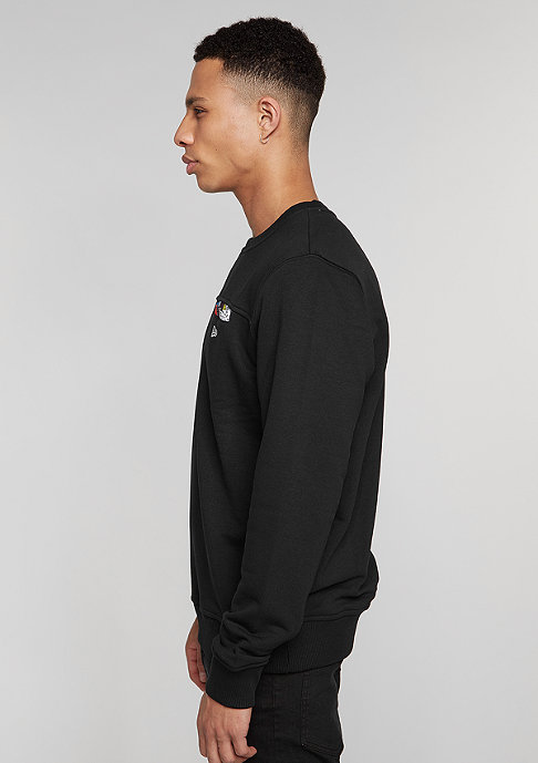 New Era Sweatshirt Walala black