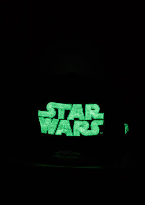 New Era Star Wars 9Fifty black/glow in the dark