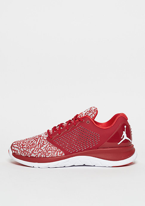 JORDAN Flight Runner 3 gym red/white/light crimson
