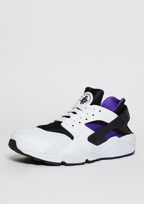 NIKE Air Huarache white/hyper purple/black