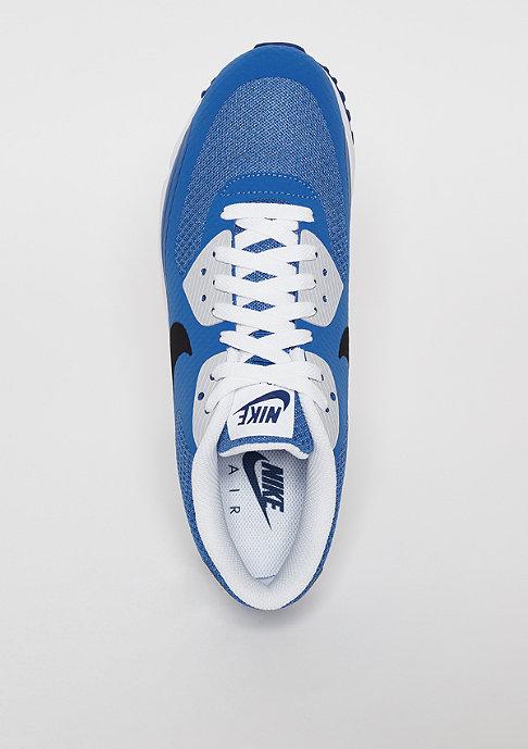 NIKE Schuh Air Max 90 Ultra Essential star blue/black