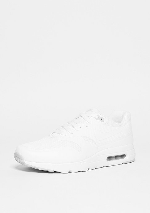 NIKE Schuh Air Max 1 Ultra Essential white/white/pure platinum