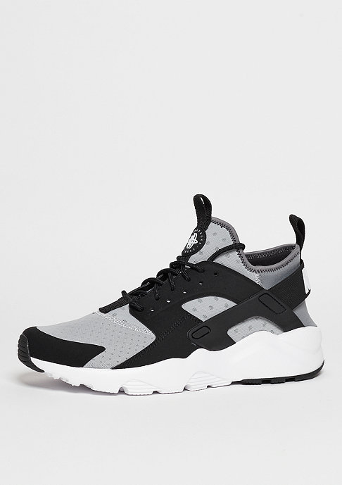 NIKE Laufschuh Air Huarache Run Ultra wolf grey/white/black