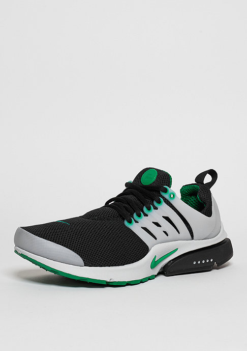 NIKE Air Presto Essential black/pine green/neutral grey