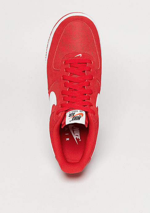 NIKE Air Force 1 game red/white