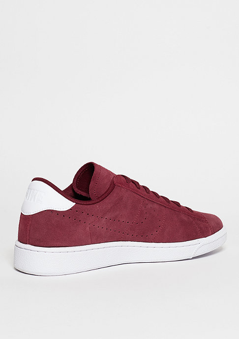NIKE Court Classic CS Suede team red/team red/white