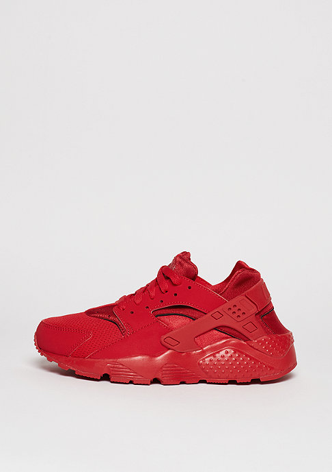 NIKE Air Huarache Run university red/university red