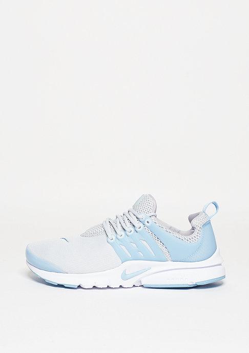 NIKE Presto pure platinum/blue/white