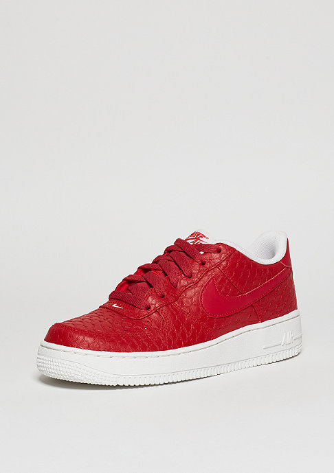 NIKE Air Force 1 LV8 action red/action red/white