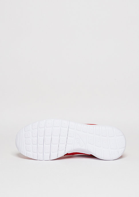 NIKE Laufschuh Roshe One university red/white