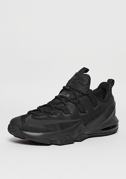 NIKE Le Bron XIII Low black/reflective silver/black