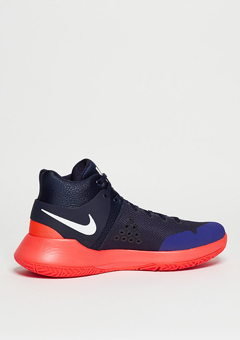 NIKE Basketballschuh KD Trey 5 IV obsidian/white/bright crimson