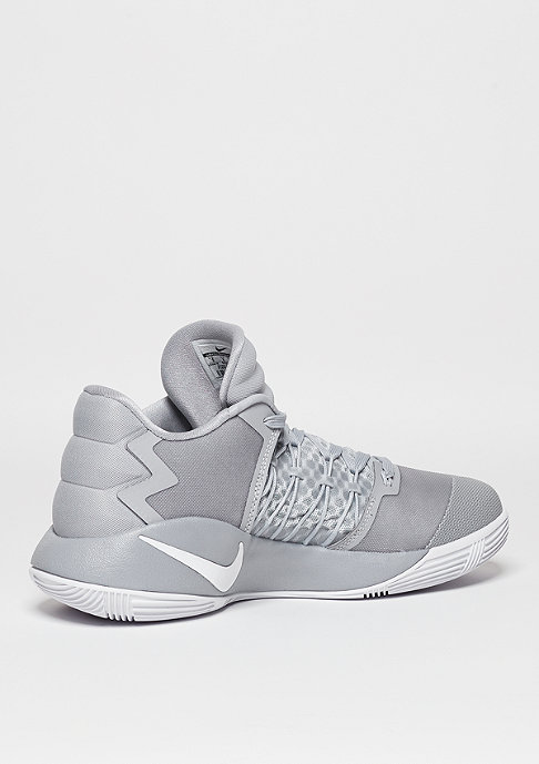 NIKE Hyperdunk 2016 Low wolf grey/white/pure platinum