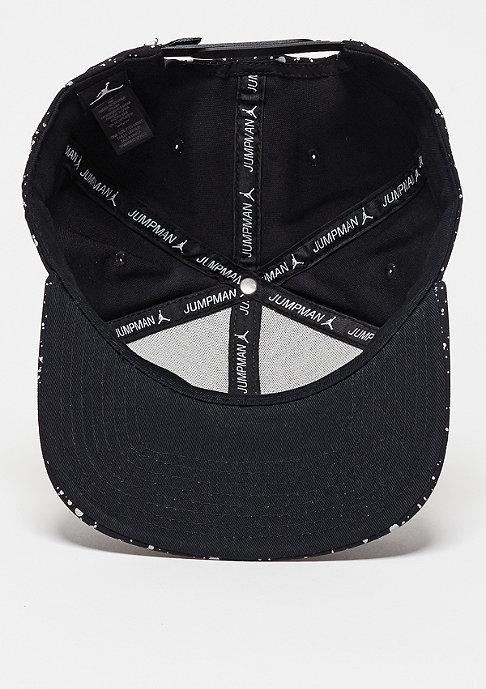 JORDAN Snapback-Cap Jordan 5 black/silver