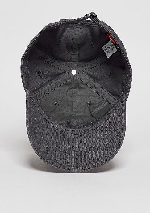 NIKE Heritage 86 Futura dark grey/dark grey/black