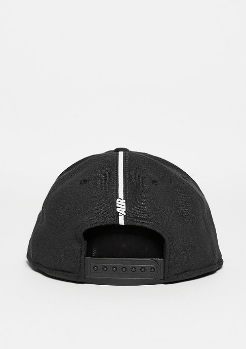 NIKE Snapback-Cap Air 92 True black/white