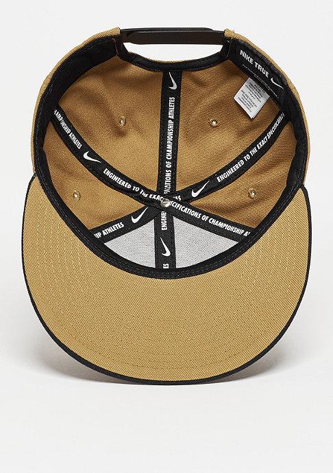 NIKE Air True golden beige/black/black