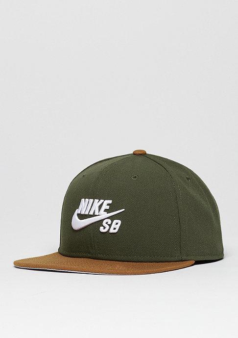 NIKE SB Icon cargo khaki/ale brown/black