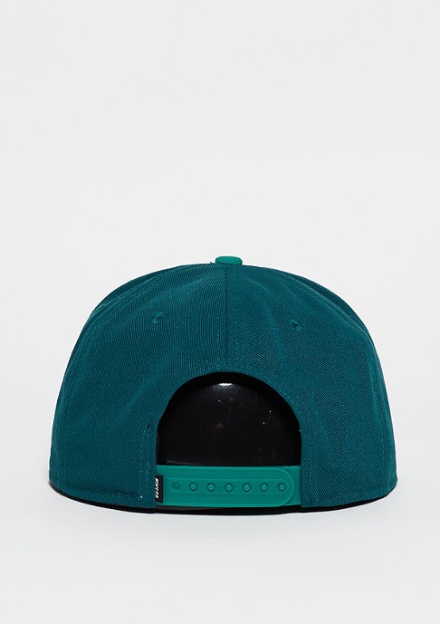NIKE SB Snapback-Cap Icon midnight turquoise/rio teal/black