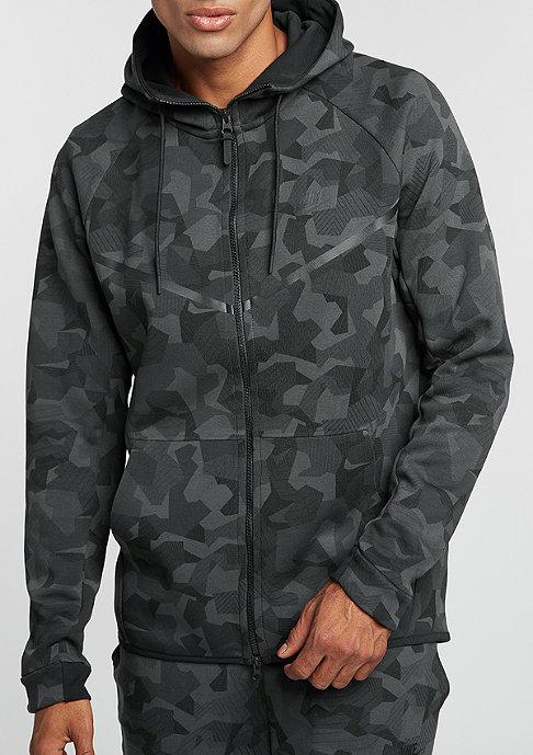 NIKE Tech Fleece Windrunner Hoodie anthracite/black/black