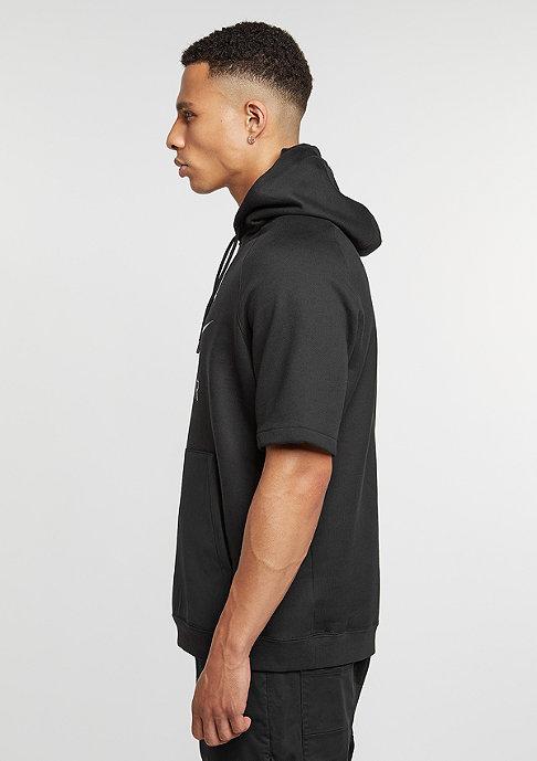 NIKE Hooded-Sweatshirt Sportswear black/black