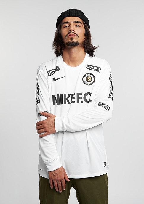 NIKE FC Top white