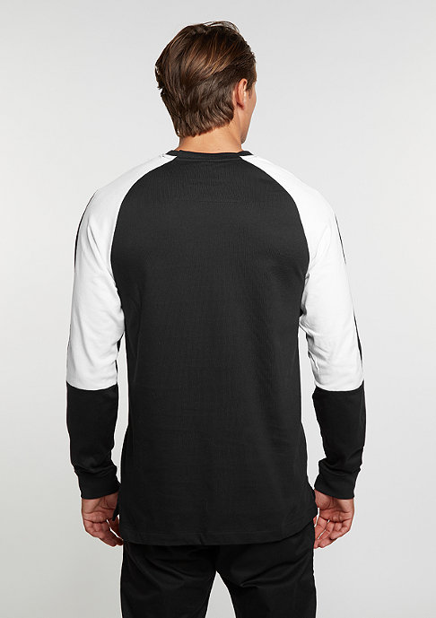 NIKE AV15 Top Knit black/white/black