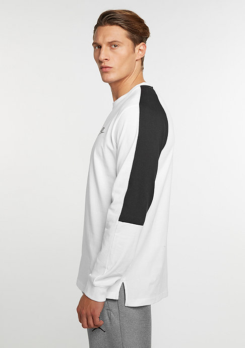 NIKE Longsleeve AV15 Top Knit white/black/black
