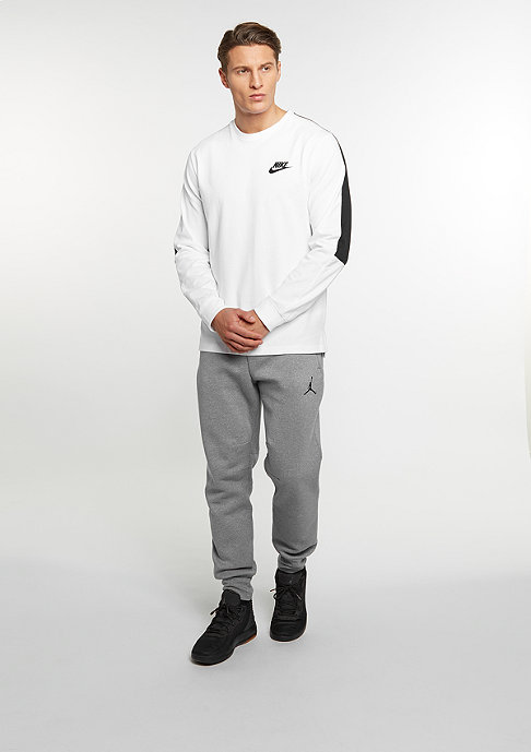 NIKE AV15 Top Knit white/black/black