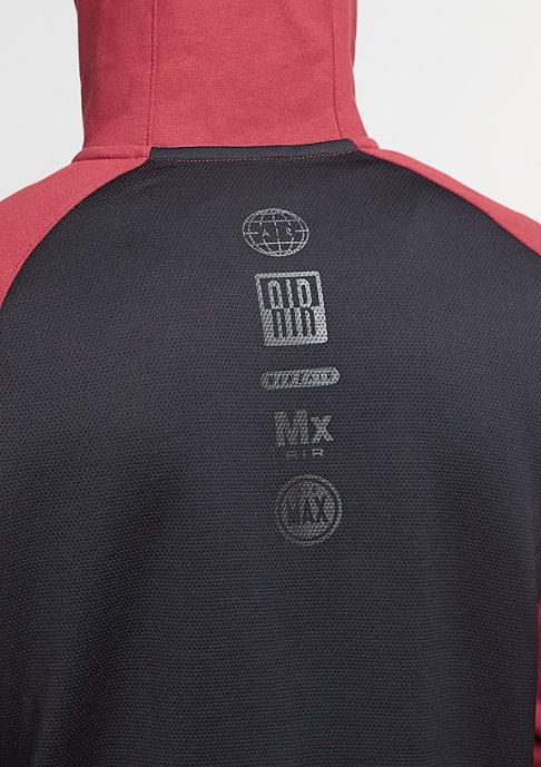 NIKE Trainingsanzug team red/black/team red